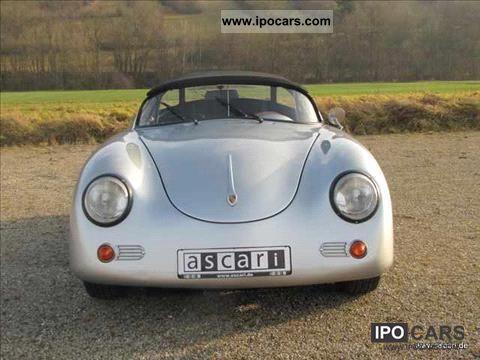 Porsche 356 A Speedster 1.5
