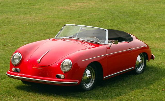 Porsche 356 Convertible