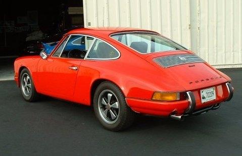 Porsche 911 2.2 T