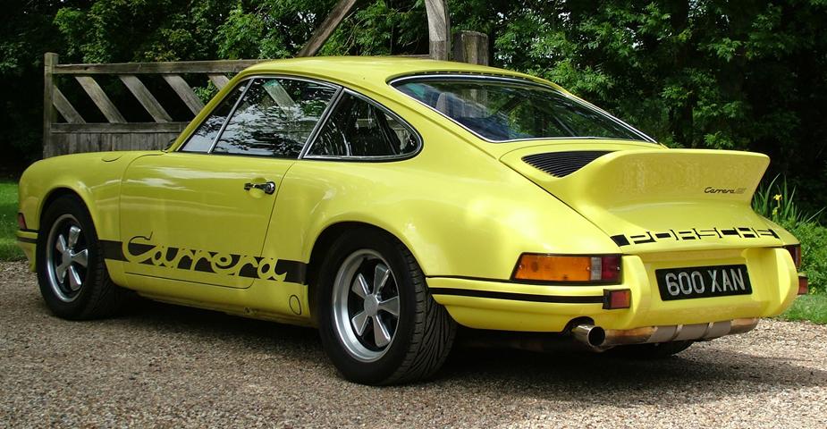 Porsche 911 2.7