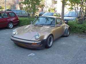 Porsche 911 3.3 SC Turbo