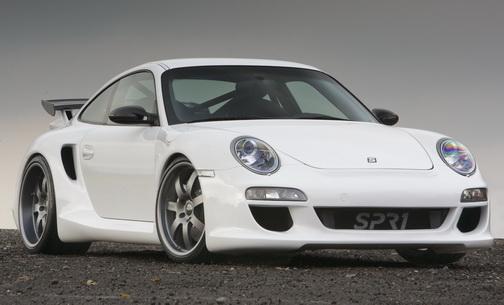 Porsche 911 3.6