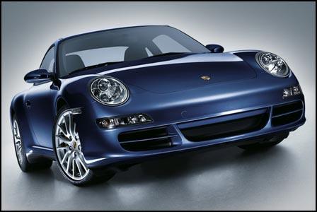 Porsche 911 3.6 Carrera 4 325hp AT