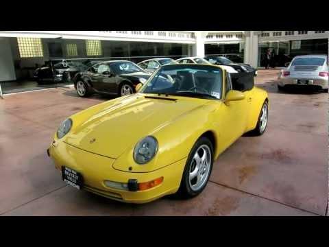 Porsche 911 3.6 Carrera MT