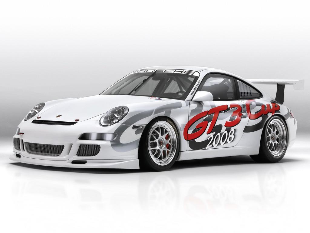 Porsche 911 3.6 GT3