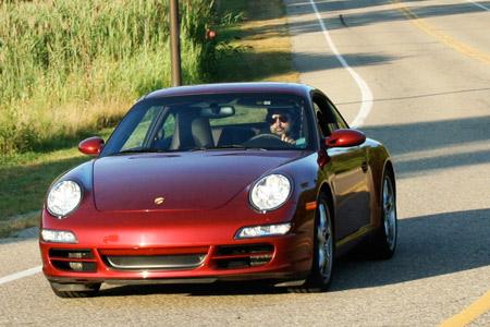 Porsche 911 3.8 4S 355hp AT