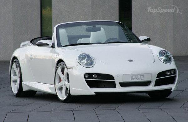 Porsche 911 Cabriolet 4s