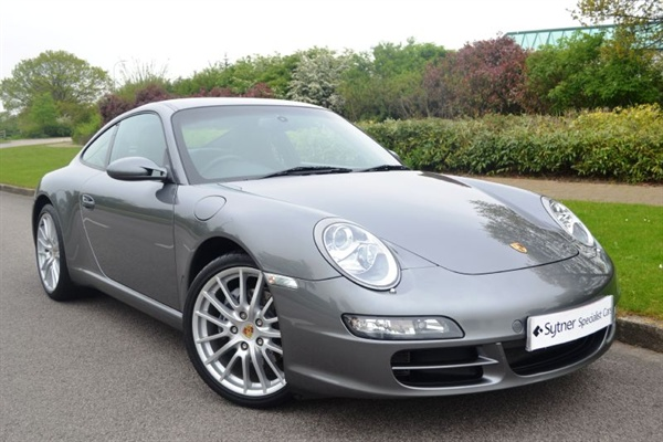 Porsche 911 S Coupe Tiptronic