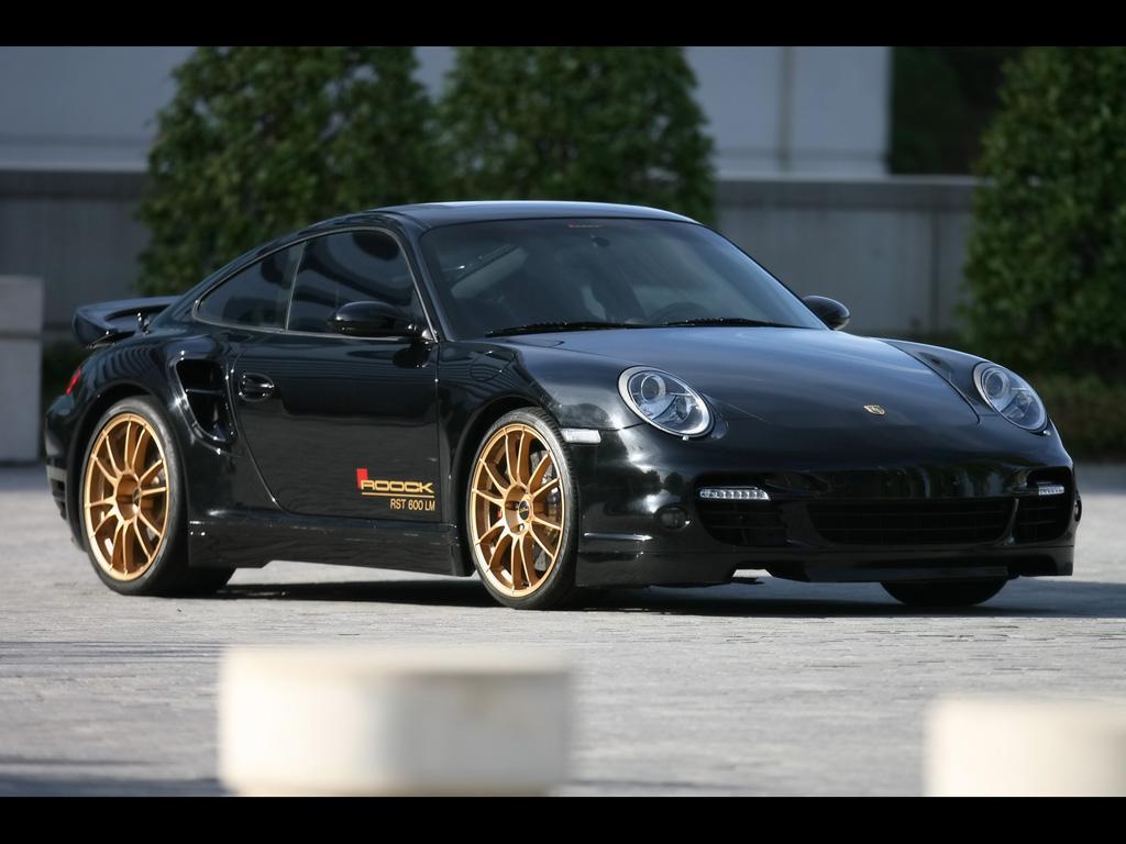 Porsche 911 Turbo R