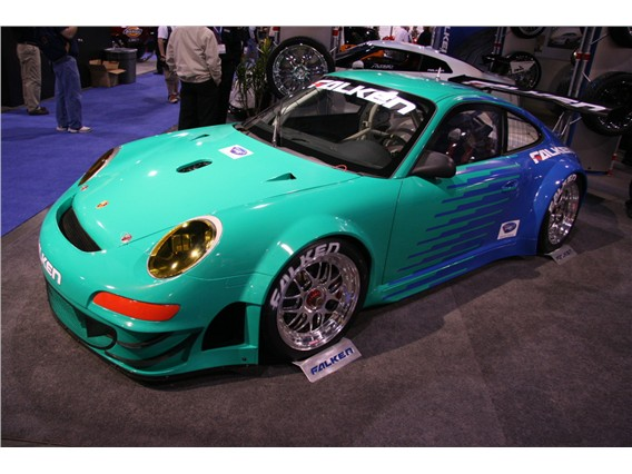 Porsche 911 Widebody