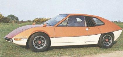 Porsche 914 Murene