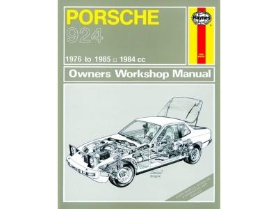 Porsche 924 2.0 Turbo