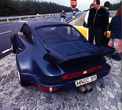 Porsche 935 Bi-turbo