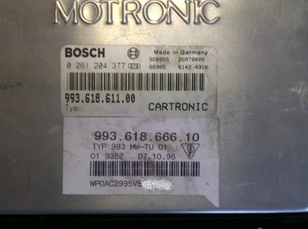 Porsche 993 Bi-turbo