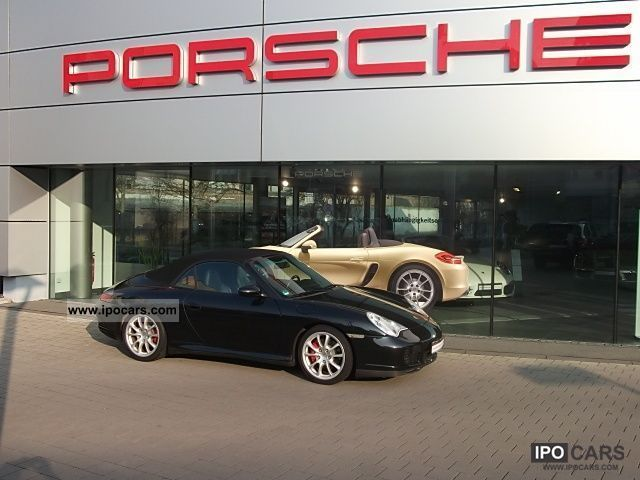 Porsche 996 Cabriolet 3.6
