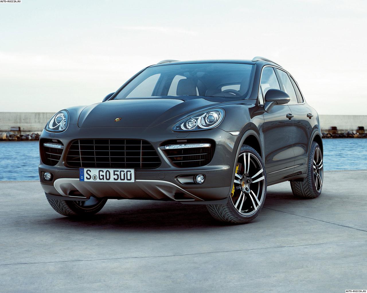 Porsche Cayenne 3.6 AT Bazovaia