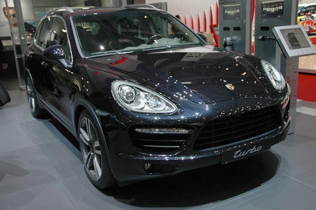 Porsche Cayenne 4.8 Turbo AT