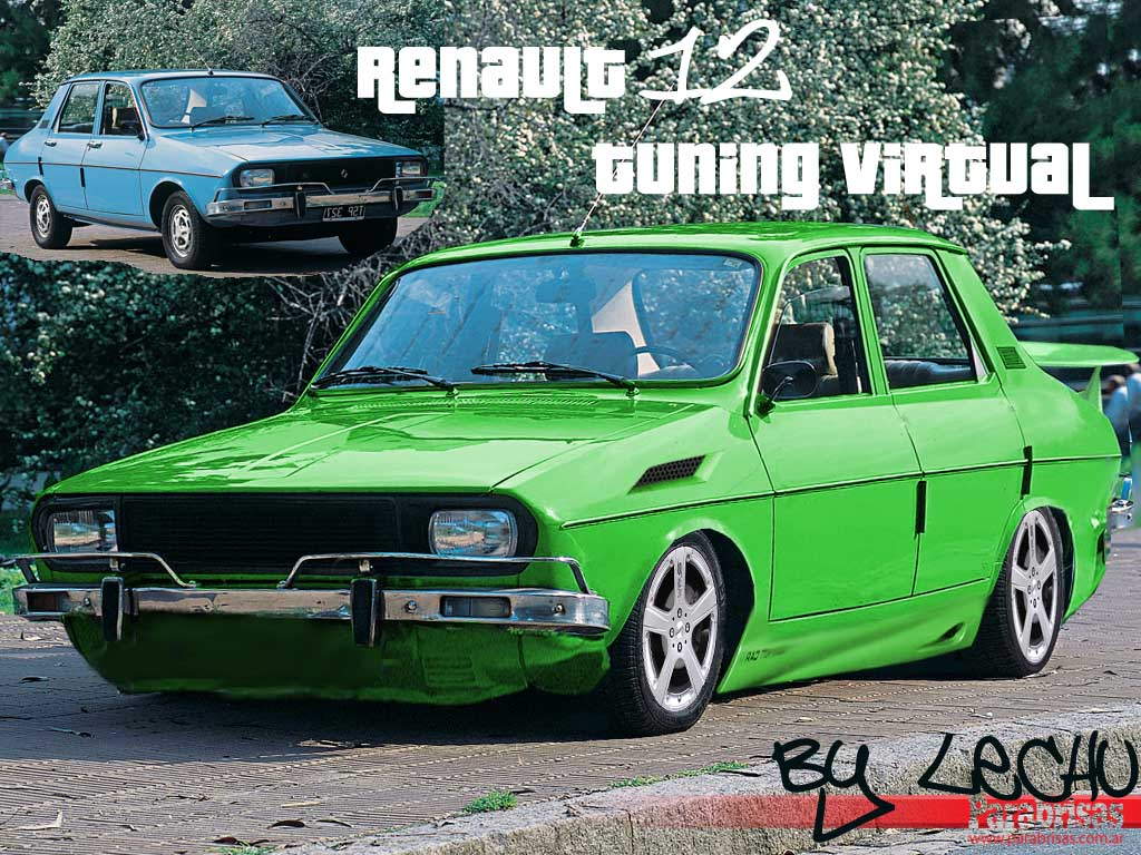 Renault 12 TS