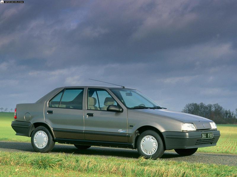 Renault 19 Chamade TXE