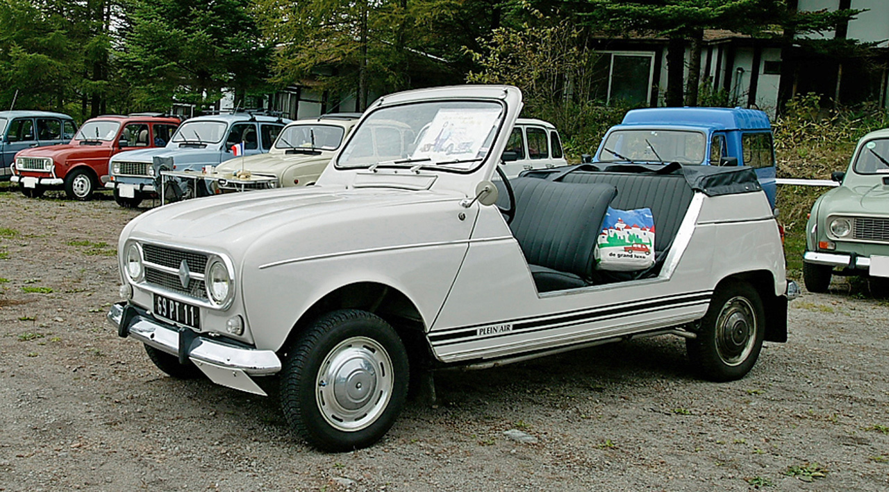 Renault 4 1.0