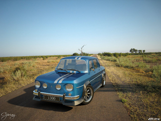 Renault 8 Gordini