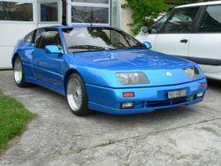 Renault Alpine V6 LeMans