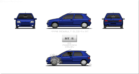 Renault Clio 1.4 RT
