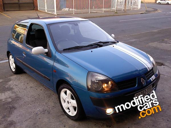 Renault Clio 1.6 Dynamic