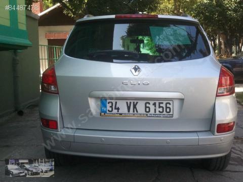 Renault Clio Grandtour 1.6