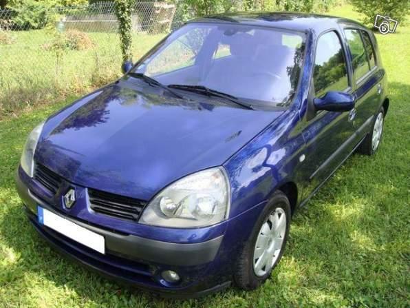 Renault Clio II 1.5 dCi 80