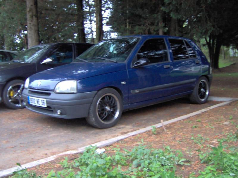 Renault Clio II 1.9 D