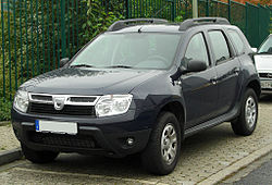 Renault Duster 1.6 105hp 2WD MT