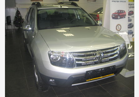 Renault Duster 2.0 4WD MT Luxe Privilege