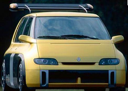 Renault Espace 2.8