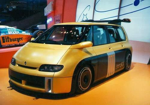 Renault Espace 2.9