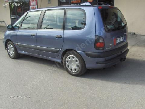 Renault Espace Expression 2.2 DCi Automatic