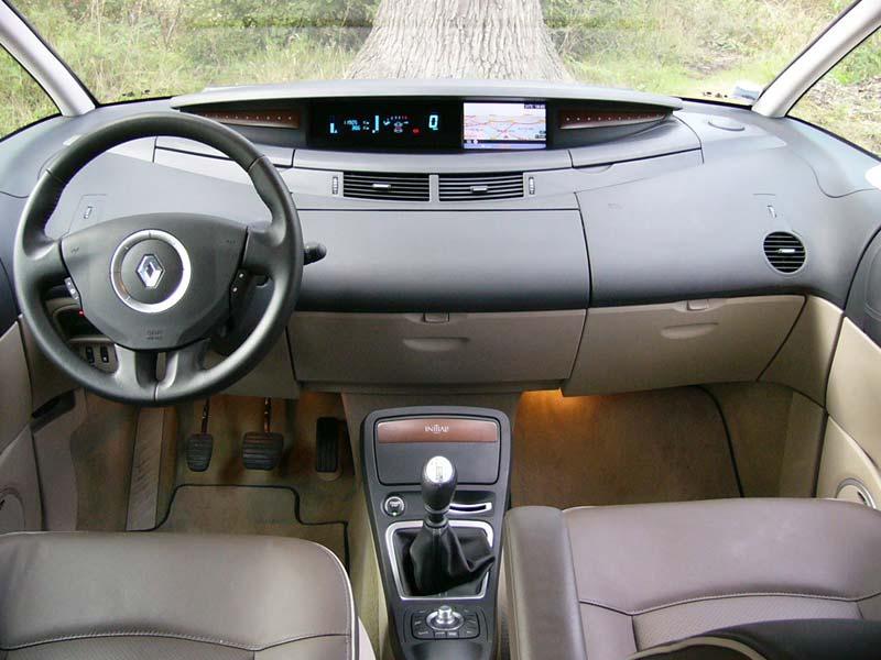 Renault Grand Espace 3.5 V6