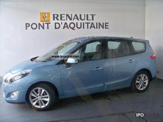 Renault Grand Scenic dCi 150 FAP