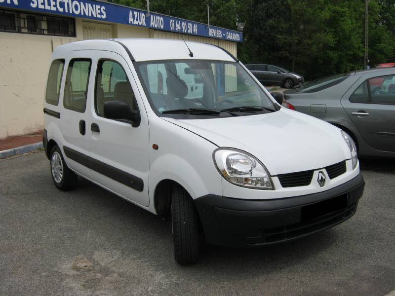 Renault Kangoo 1.2 Authentique