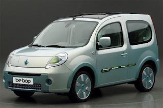 Renault Kangoo 1.2 60hp MT