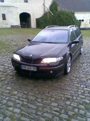 Renault Laguna II 2.0T