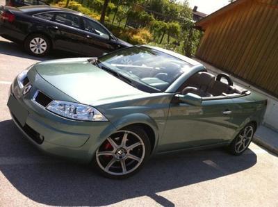 Renault Megane 1.9 DCi Privilege