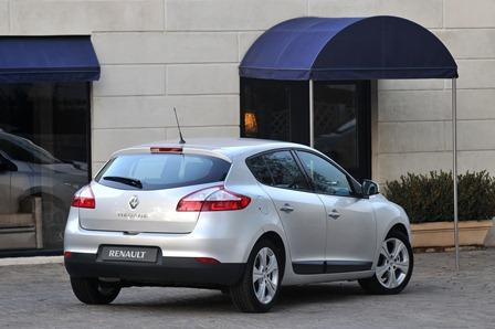 Renault Megane 1.9 dCi MT