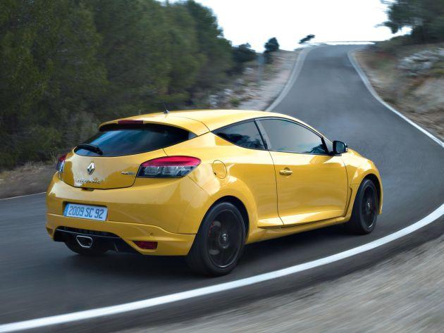 Renault Megane 2.0 Turbo