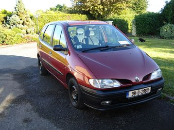 Renault Scenic 1.6 RT Automatic