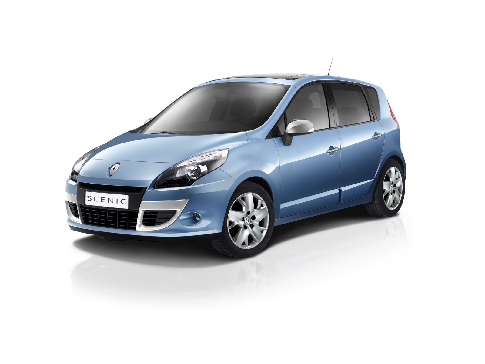 Renault Scenic 1.6 MT Expression