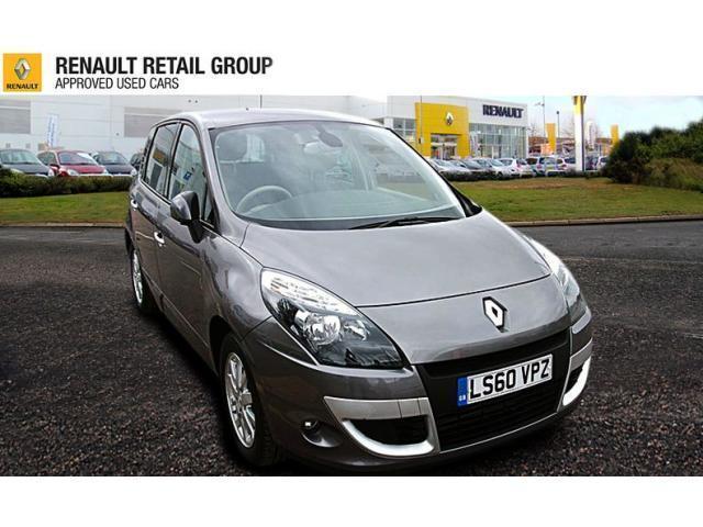 Renault Scenic dCi 160 FAP
