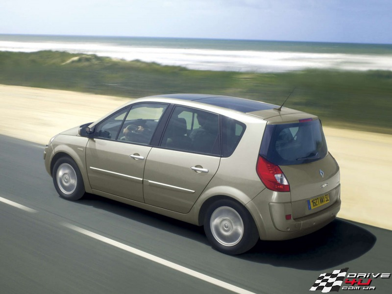 Renault Scenic II 1.6 Authentique