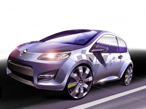 Renault Twingo 1.2 LEV