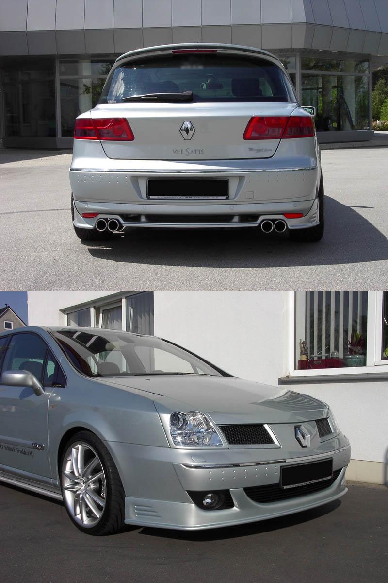 Renault Vel Satis 2.0 Automatic